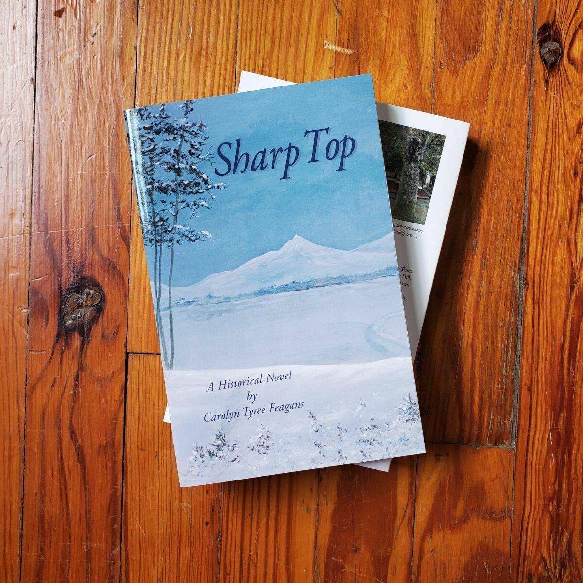 Sharp Top by: Carolyn Feagans