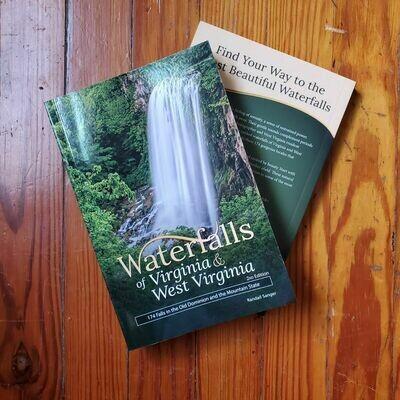 Waterfalls of Virginia & West Virginia by: Randall Sanger