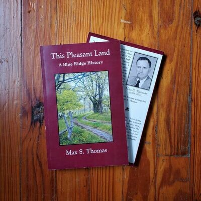 This Pleasant Land by: Max S. Thomas