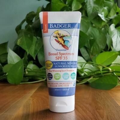 Badger Sport Sunscreen - SPF 35
