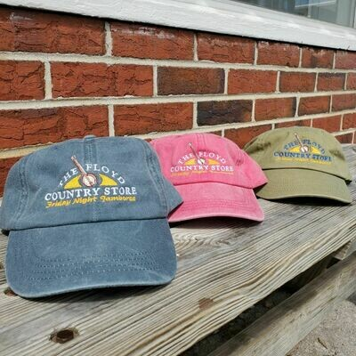 Floyd Country Store Stonewashed Hat