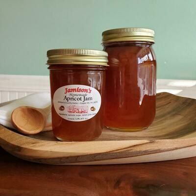 Jamisons' Homemade Apricot Jam