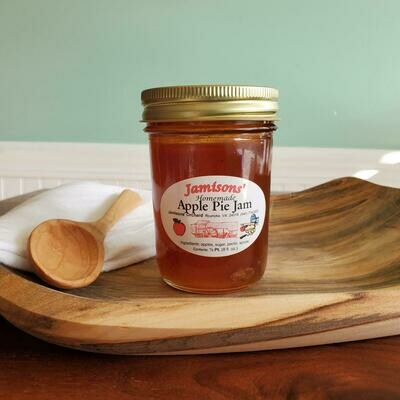 Jamisons' Homemade Apple Pie Jam