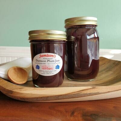 Jamisons' Homemade Damson Plum Jam