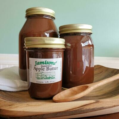 Jamisons' Homemade Sugarless Apple Butter