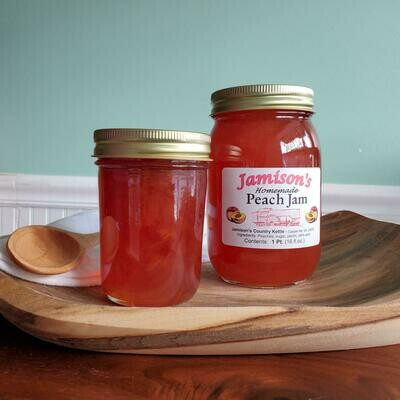 Jamisons' Homemade Peach Jam