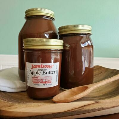 Jamisons' Homemade Regular Apple Butter