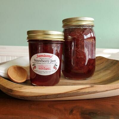 Jamisons' Homemade Strawberry Jam
