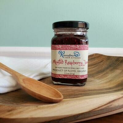 Riverstone Minted Raspberry Jam