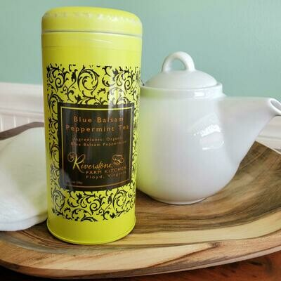 Riverstone Blue Balsam Peppermint Tea