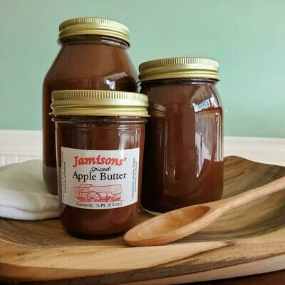 Jamisons' Homemade Spiced Apple Butter