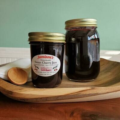 Jamisons' Homemade Sweet Cherry Jam