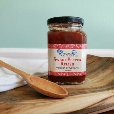 Riverstone Sweet Pepper Relish