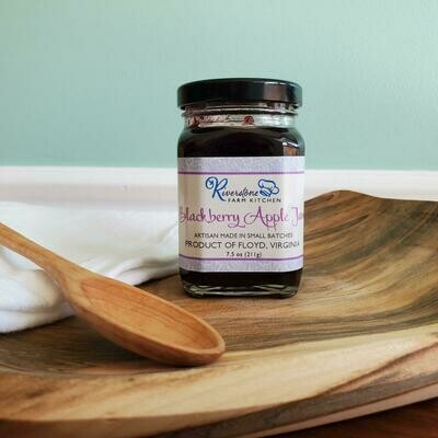 Riverstone Blackberry Apple Jam