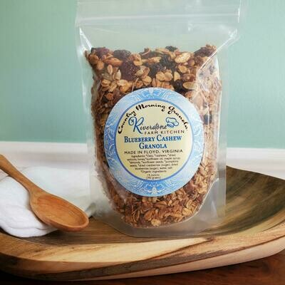 Riverstone Blueberry Cashew Granola