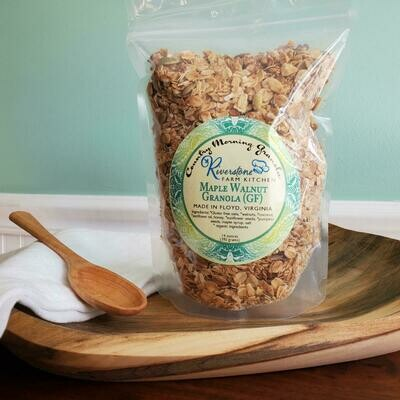 Riverstone Maple Walnut Granola