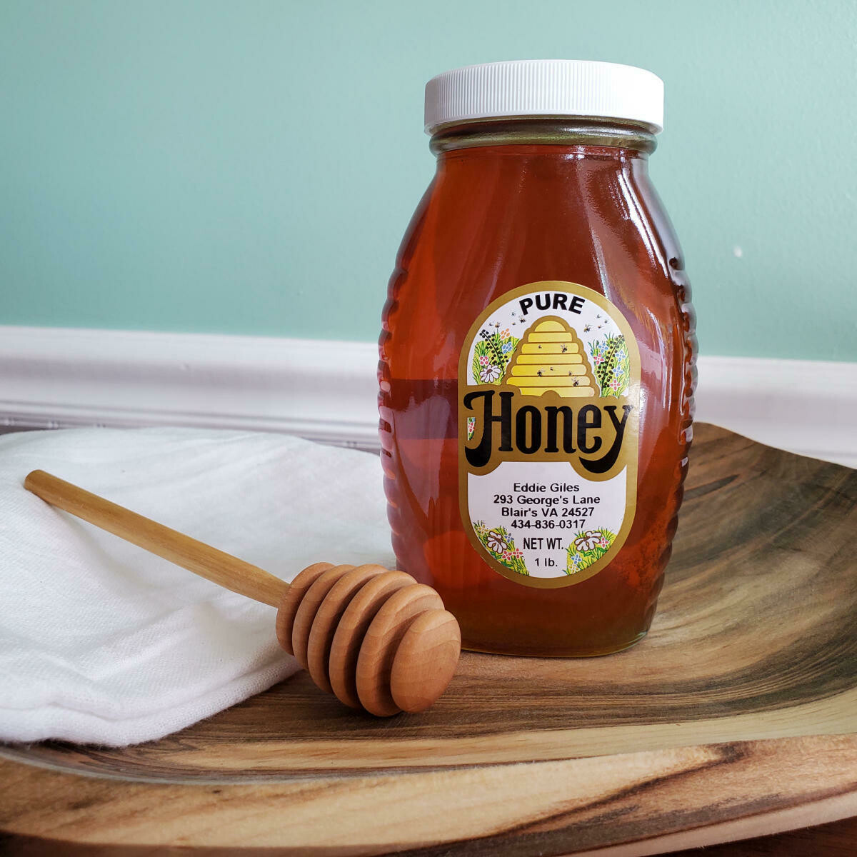 Pure Honey by Eddie Giles