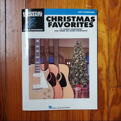 Christmas Favorites by: Hal Leonard