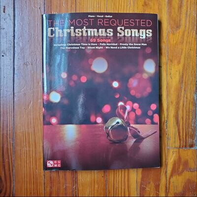 The Most Requested Christmas Songs by: Cherry Lane Music