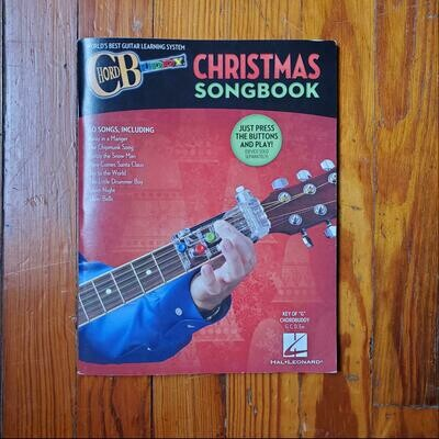 Guitar Method Christmas Songbook by: Chord Buddy