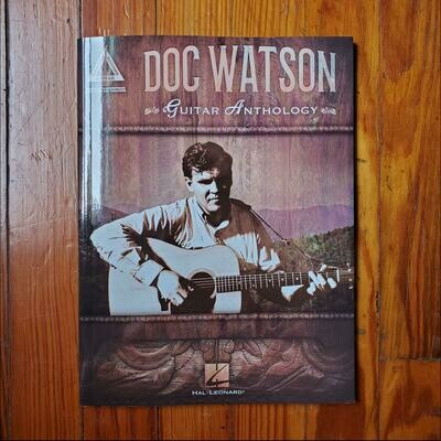 Doc Watson - Guitar Anthology by: Hal Leonard