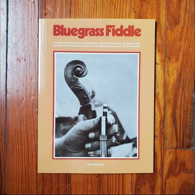 Bluegrass Fiddle by: Gene Lowinger