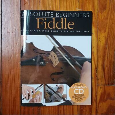 Absolute Beginners - Fiddle by: Hal Leonard