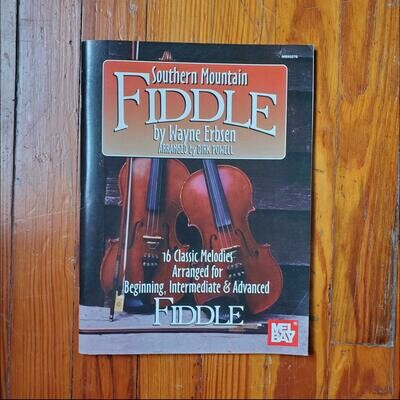 Southern Mountain Fiddle by: Wayne Erbsen, arranged by Dirk Powell