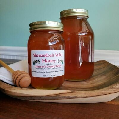 Shenandoah Valley Honey by Jamisons'