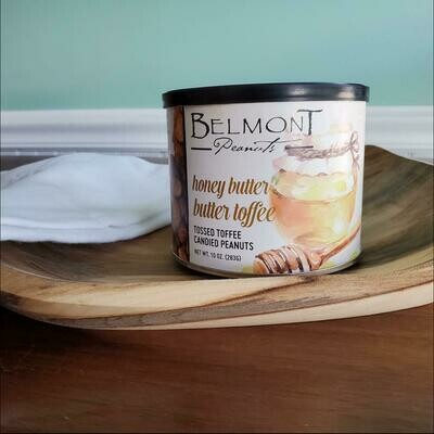 Belmont Peanuts Honey Butter Toffee