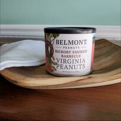 Belmont Peanuts Hickory Smoked Barbecue