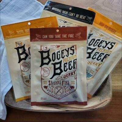 Bogeys Beef Jerky