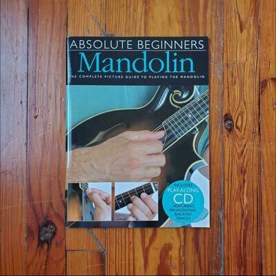 Absolute Beginners - Mandolin by: Todd Collins