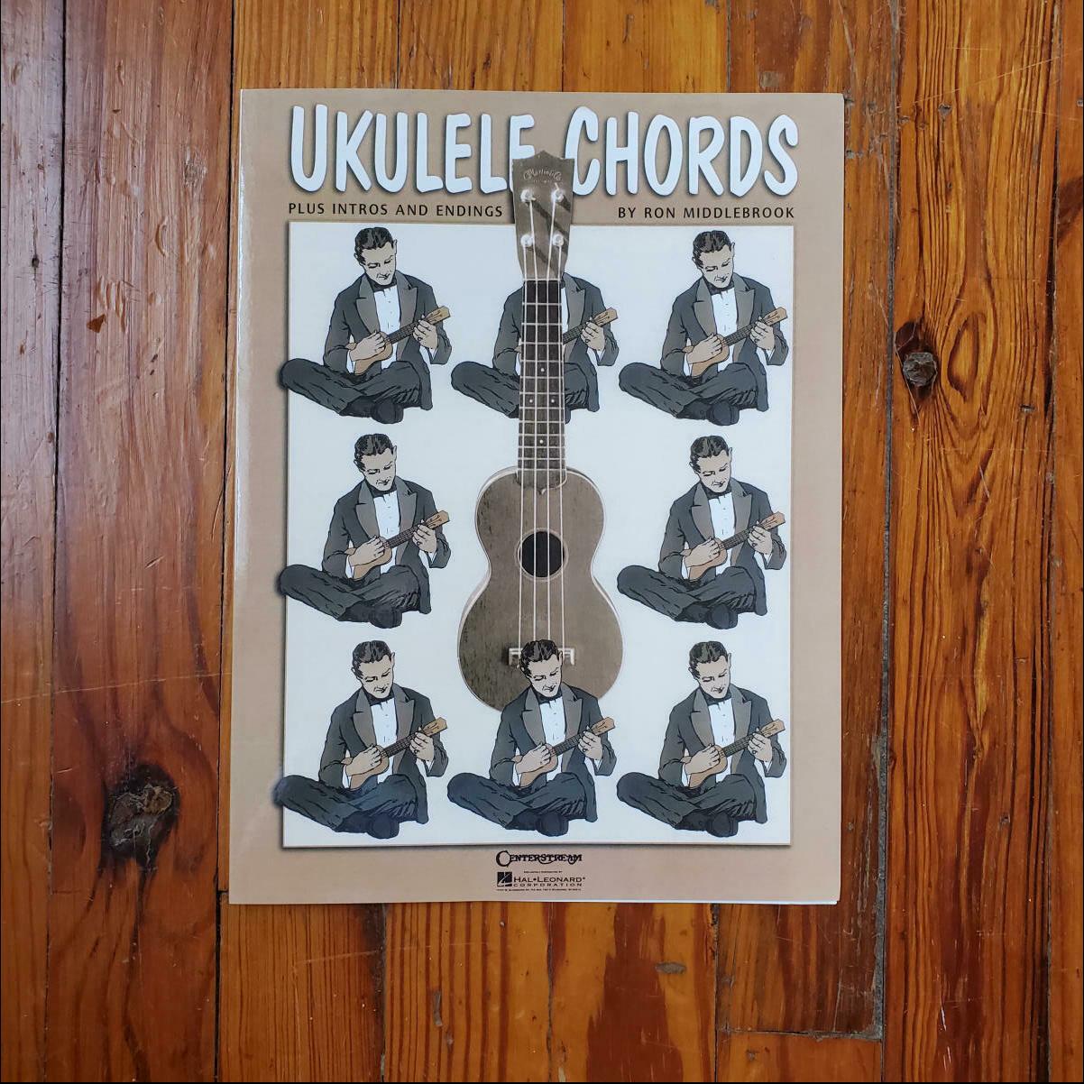 Ukulele Cords by: Ron Middlebrook