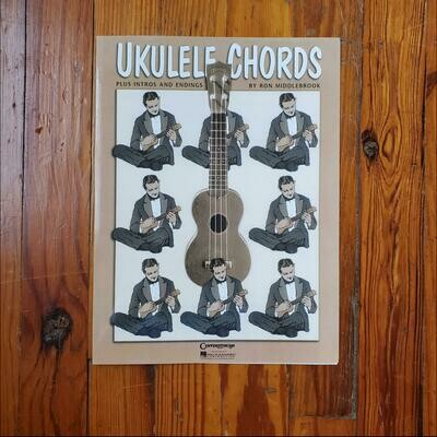 Ukulele Cords by: Ron Middlebrook