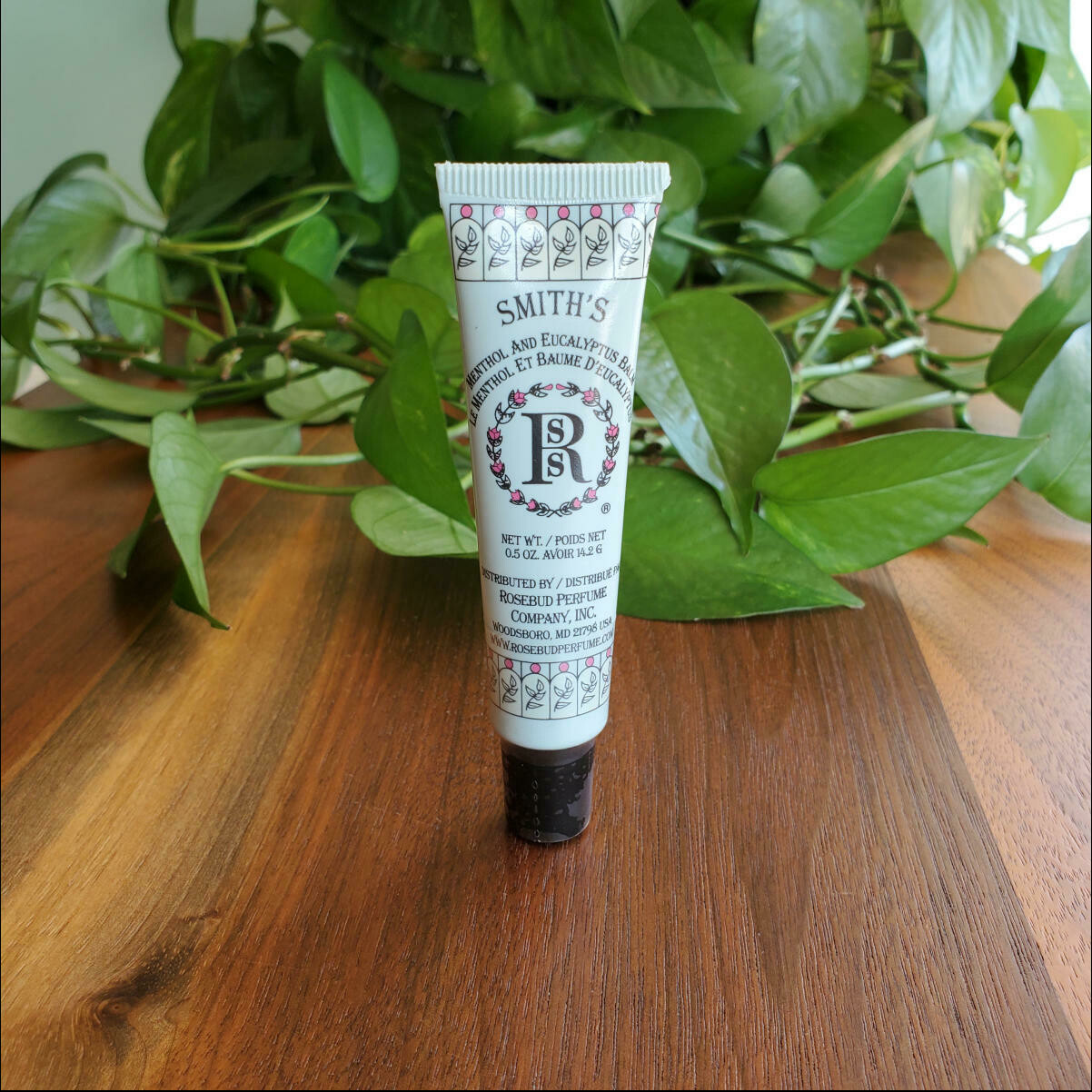 Rosebud Perfume Co. Smith's Menthol & Eucalyptus Balm Tube