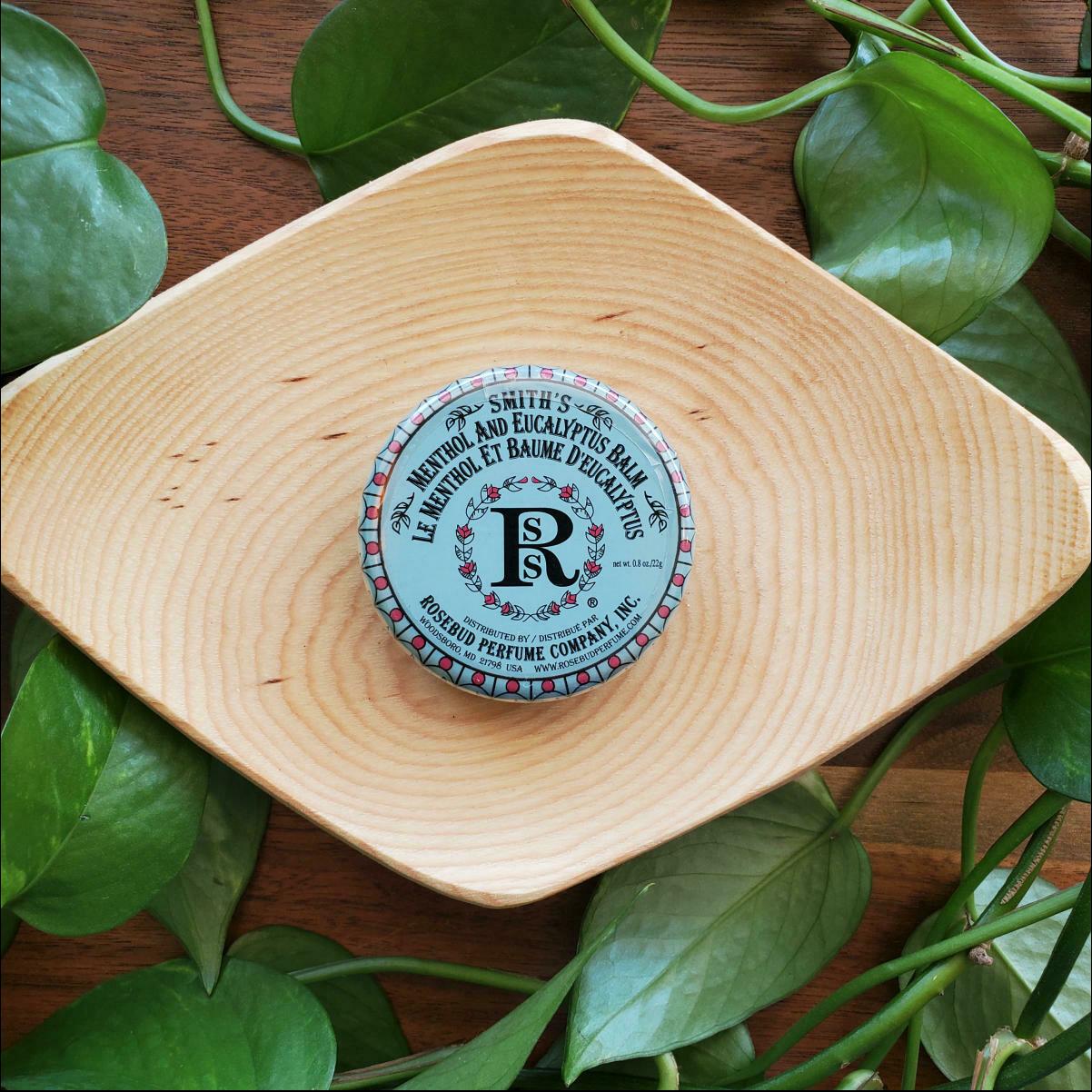 Rosebud Perfume Co. Smith's Menthol & Eucalyptus Balm