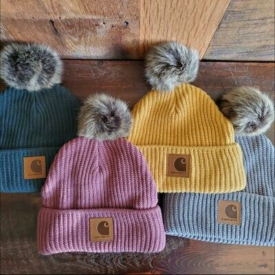 Carhartt Knit Fleece-Lined Hat
