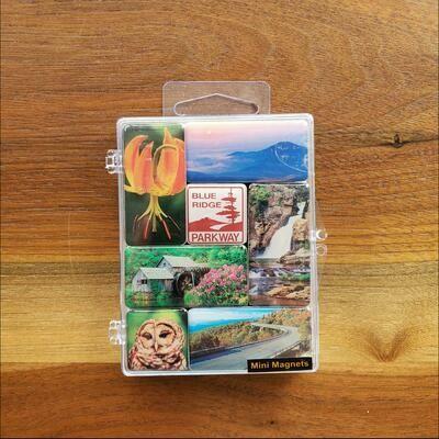 Blue Ridge Parkway Mini Magnets