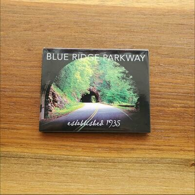 Blue Ridge Parkway Est 1935 Magnet