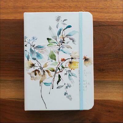 Peter Pauper Press Asian Botanical Journal