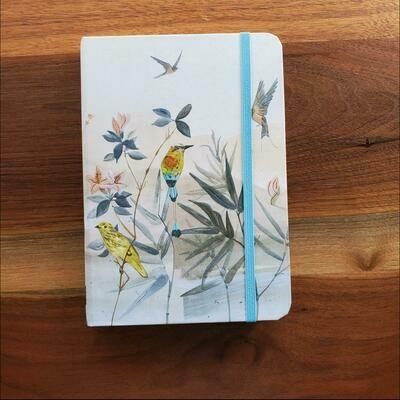 Peter Pauper Press Bird Garden Journal