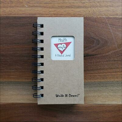 Journals Unlimited - Health - Mini Journal