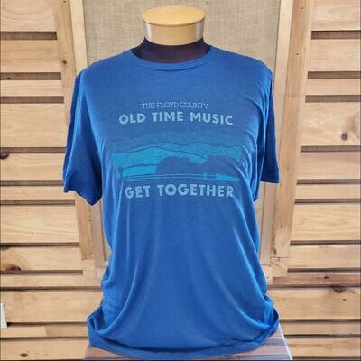 Floyd County Old Time Get Together Short Sleeve T-Shirt