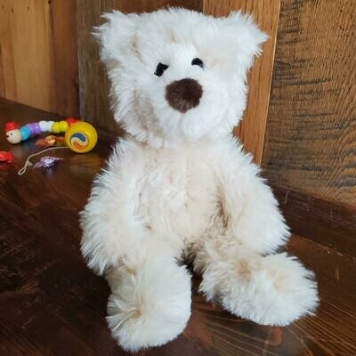 Douglas Brulee Bear, SM Cream