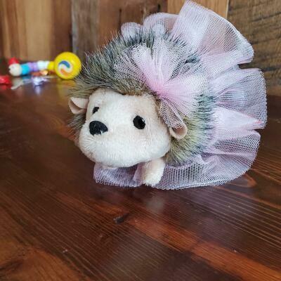 Douglas Pink Tutu Hedgehog