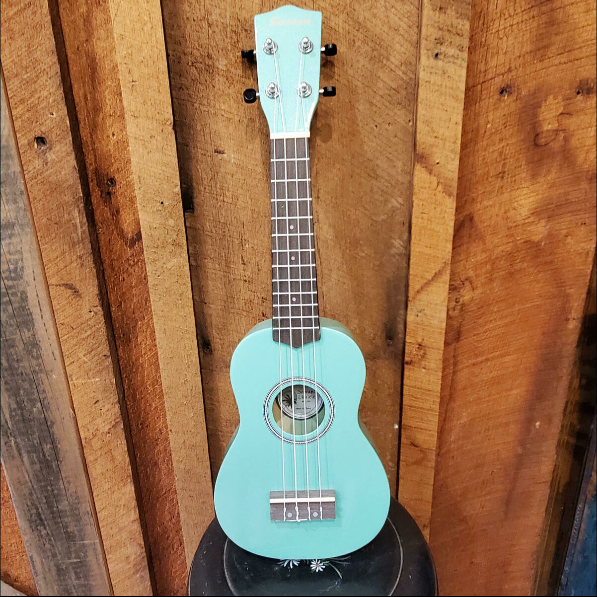 Savannah Green Ukulele