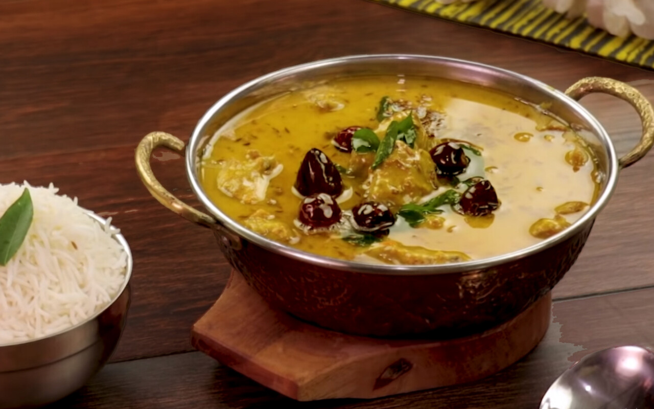 Vegan Curry Pakoda