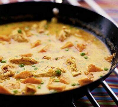 Vegan Coconut Chicken Curry