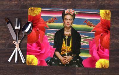 Jogo Americano - Frida